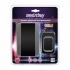 Звонок беспроводной Smartbuy с цифровым кодом и подсвет регулир громкости SBE-11-DP6-25 черный