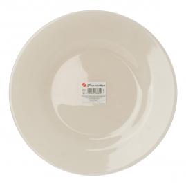 Тарелка обеденная Pasabahce 26см Бохо бежевая 10328УБСЛ1