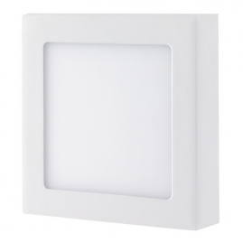 Светильник светодиодный Smartbuy Square накладной квад 18Вт 5000K IP20 225х225 бел SBL-SqSDL-18-5K