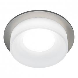 Светильник точечный Feron DL2911 MR16 G5.3, хром, круг 41139