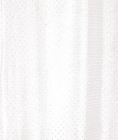 Шторка для ванной Vanstore Duschy Star белая 600-10