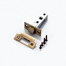Защелка межкомнатная РЕНЦ пластиковый язычок L 5-45 plastic АВ