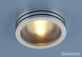 Светильник точечный 5153 хром/черный лампа MR16