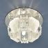 Точечный светильник 833 G4 прозрачный/матовый SC