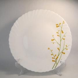 """Тарелка подстановочная La Opala """"Лимонная ветвь"""" 27см CLASSIQUE19-W01"""