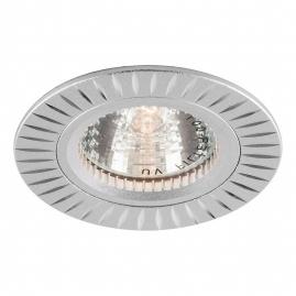 Светильник точечный Feron GS-M394S MR16 50W G5,3 серебро 17936