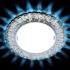 Светильник точечный Ambrella light G315 CL-CLD хром, прозрачный GX53+3W LED COLD