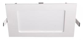Светильник светодиодный встраиваемый Jazzway квадрат 9Вт 4000K 145x145x25мм белый PPL - SPW