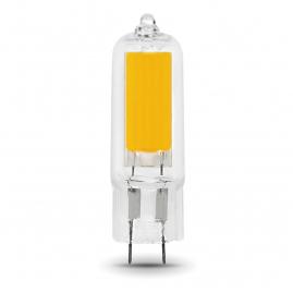 Лампа светодиодная Gauss G4 AC220-240V 3.5Вт 260Лм 4100K стекло LED 1-10-200 107807203
