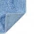 Коврик для ванной комнаты Fora Круги голубой 50х80см FOR-M003BL