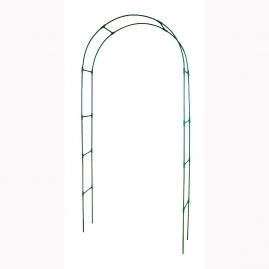 Арка садовая разборная Клевер-1 2,5x1,15x0,25м П-060