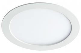 Светильник светодиодный встраиваемый Jazzway круг 18Вт 4000K 225x25мм белый PPL - RPW