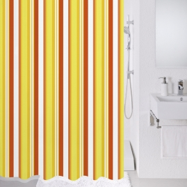 Шторка для ванной Milardo Flag stripe 730P180M11