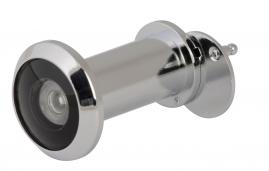Глазок дверной БУЛАТ хром 35-60мм