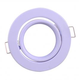 Точечный светильник Эра ST2A WH штампованный поворотный MR16, 12V, 50W белый