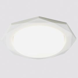 Светильник точечный Ambrella light G180 W белый GX53