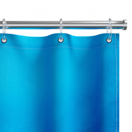 Штора для ванной комнаты Fora Ромашки PH50