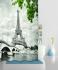 Шторка для ванной IDDIS Paris days, Grey 541P18Ri11