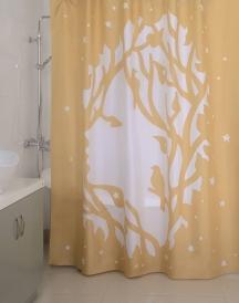 Шторка для ванной IDDIS Golden Nimph 620P18Ri11