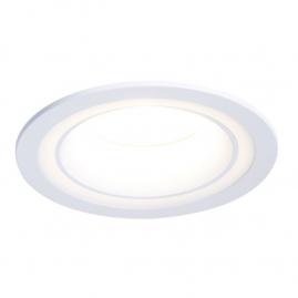 Светильник точечный Ambrella light TN125 ВтH белый GU5.3 D94х34