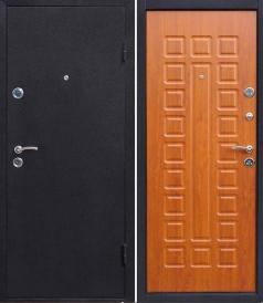 Дверь металлическая Йошкар золотой, правая 860мм