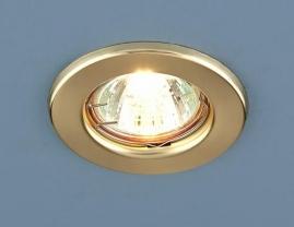 Точечный светильник MR16, 9210 золото