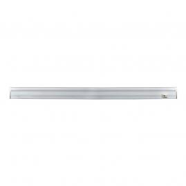 Светильник светодиодный Ultraflash линейный LWL-2012-16CL 220В, 16Вт 80LED с проводом 11918