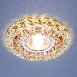 Точечный светильник MR16, 2170 дымчатый, прозрачный