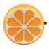 Ночник Camelion NL-234 светодиодный с выключателем апельсин 220В 13809