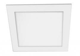 Светильник светодиодный встраиваемый Jazzway квадрат 15Вт 6500K 195x195x25мм белый PPL - SPW