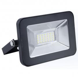 Прожектор Ultraflash LFL-1001 LED SMD 10Вт 230В 6500К C02 черный