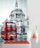 Шторка для ванной IDDIS London Spirits, Grey 542P18Ri11
