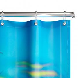 Шторка для ванной Fora Весёлые дельфины PH78