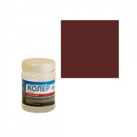 Паста колеровочная ВГТ концентрат 0,3кг темно-коричневая