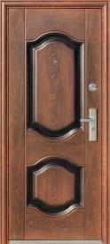 Дверь металлическая Kaiser K550-2, левая 860