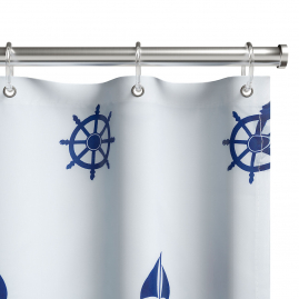 Штора для ванной комнаты Fora Royal Navy FOR-RN095