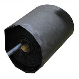Мульчирующий материал Агроспан 60, свернутый, чёрный 3,2x150м