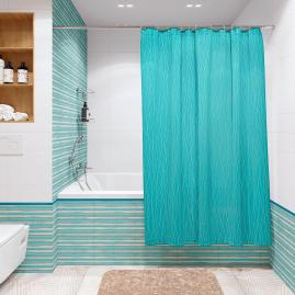 Штора для ванной комнаты Fora Тиффани PH90