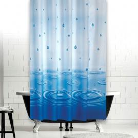 Шторка для ванной Vanstore Капли 180x180см PEVA 620-14