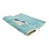 Коврик для ванной комнаты Fora Лапки голубой 40х60см FOR-M001BL