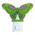 """Ночник Camelion NL-111 """"Бабочка"""" светодиодный с выключателем, 220V, 0,4W"""