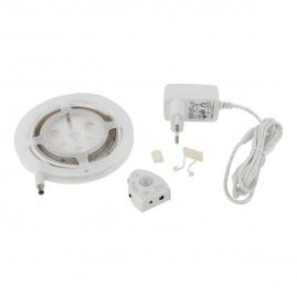 Комплект Эра со светодиодной лентой LS2835 30LED 4,8Вт 1,2м 6500К 12В драйвер, датчик, конекторы