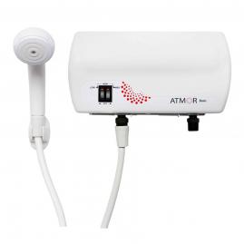 Водонагреватель электрический проточный Basic 5кВт душ Atmor 3520064,003-2124