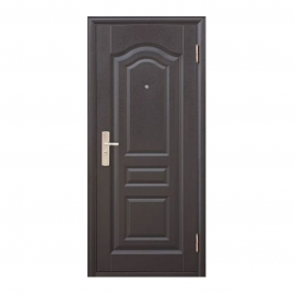 Дверь металлическая Kaiser K600-2 медный антик 2050x860мм правая