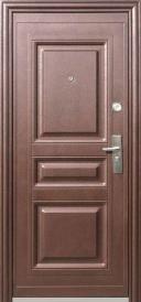 Дверь металлическая Kaiser К700-2, левая 960
