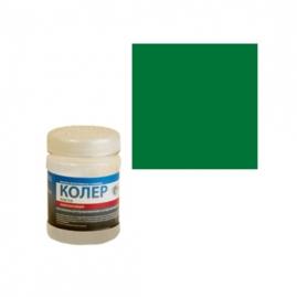 Паста колеровочная ВГТ концентрат 0,3кг зеленая