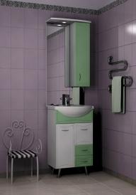 Зеркало Orio Стиль-55 1036-2