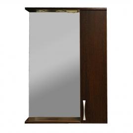 Зеркало AQUANET Донна со светильником розеткой 60 168938