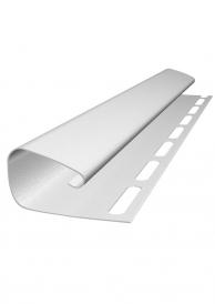 J-профиль Nordside белый 3050x1,1мм