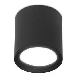 Светильник светодиодный Ambrella light накладной TN214 BK-S GU5.3 D56х70мм черный